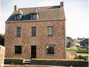 fin204c Finistere in der Bretagne-Appartment für 4 Personen in PLOUGASNOU/PRIMEL